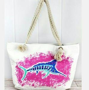 Handbags - New Coastal Large Tote Bag!